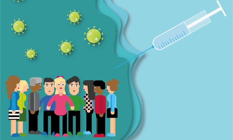 What is the best way to share out a future COVID-19 vaccine?