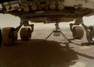NASA's helicopter flight to Mars could happen as early as Monday