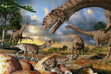Did dinosaurs have lips?