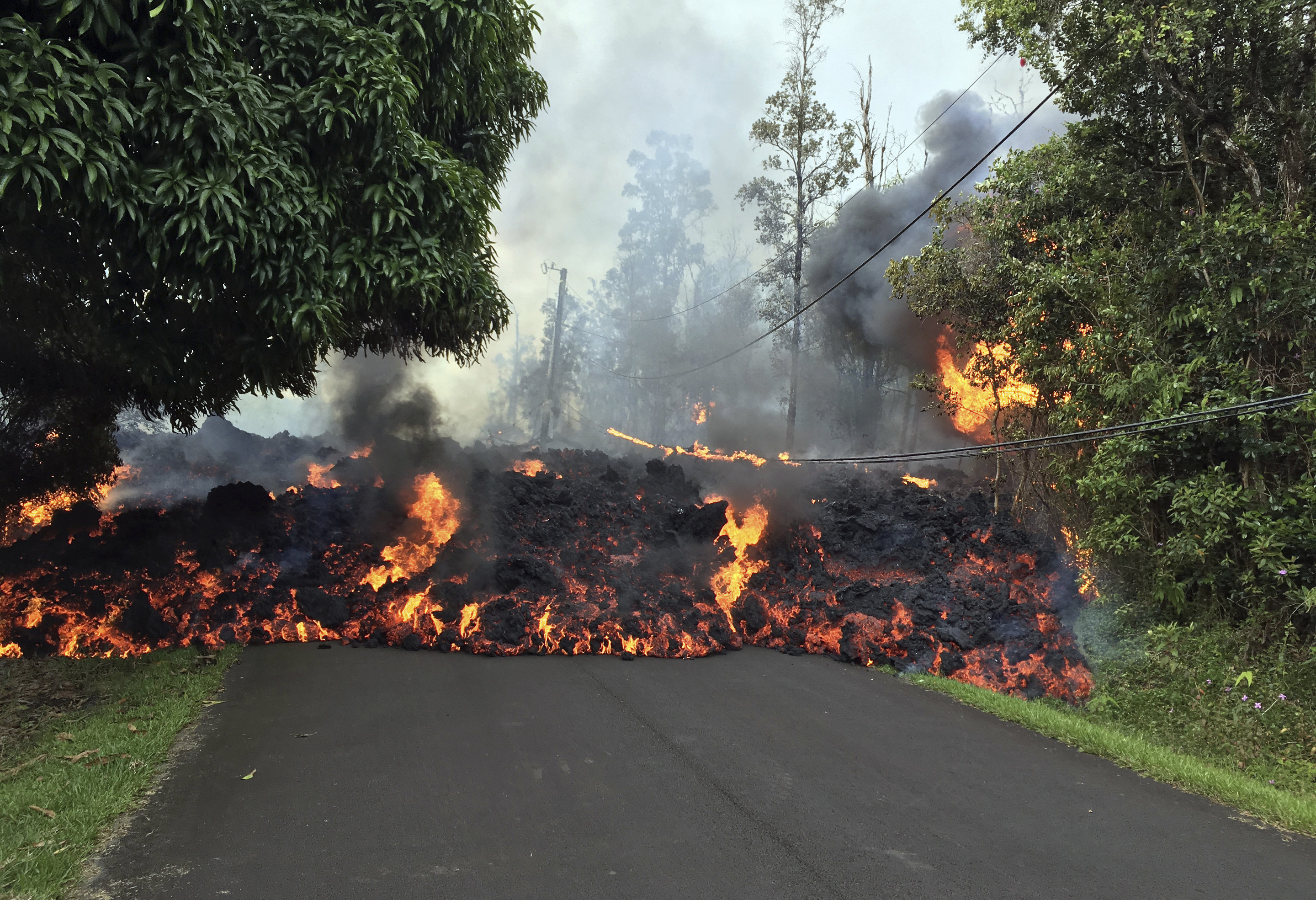 Lava Ash Flows Mudslides And Nasty Gases Good Reasons To