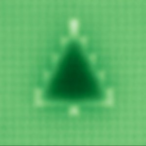 A physics student makes the world's smallest Christmas tree