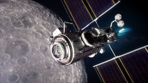 Lunar Gateway will maintain its orbit with a 6 kW ion engine