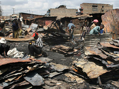 Douala Central Market Ravaged by Fire
