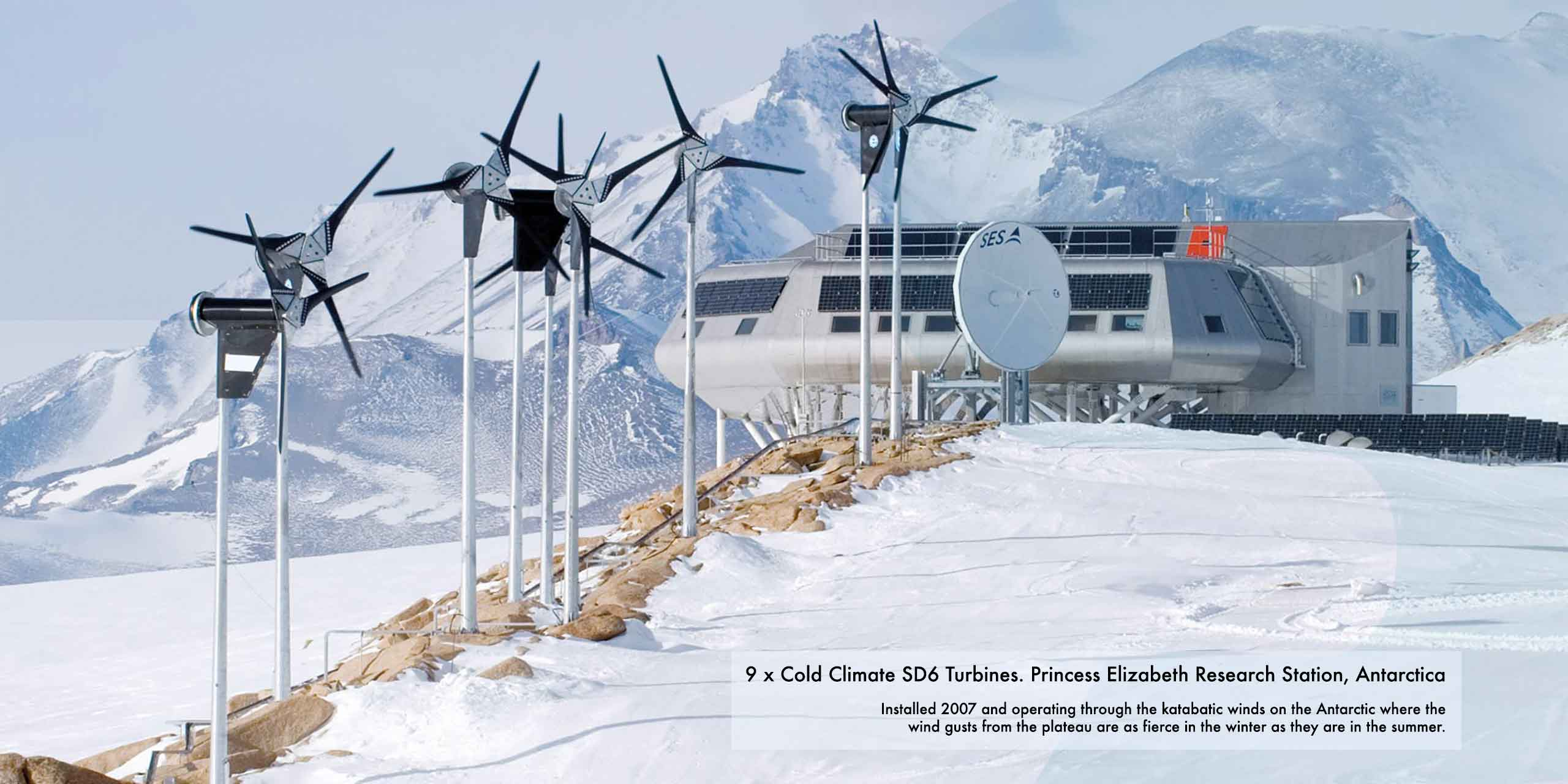 Small Wind Turbines Amp Energy Systems