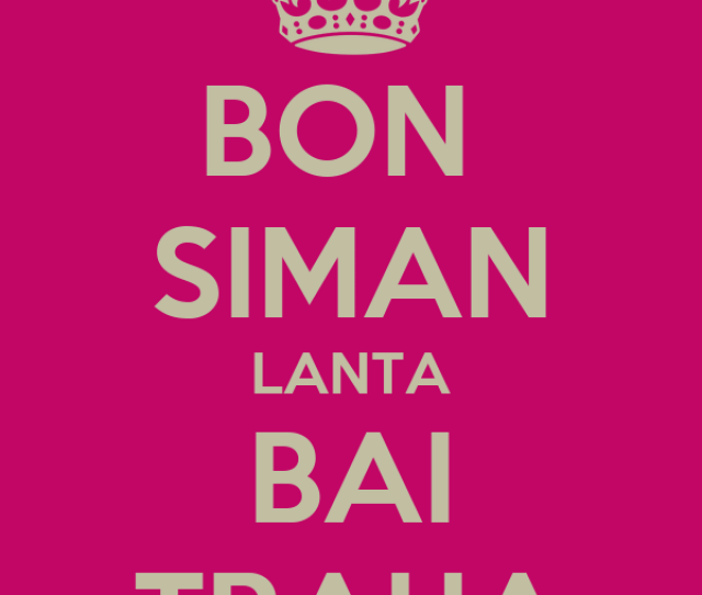 Bon Siman Lanta Bai Traha