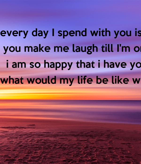 Make Me Laugh Everyday