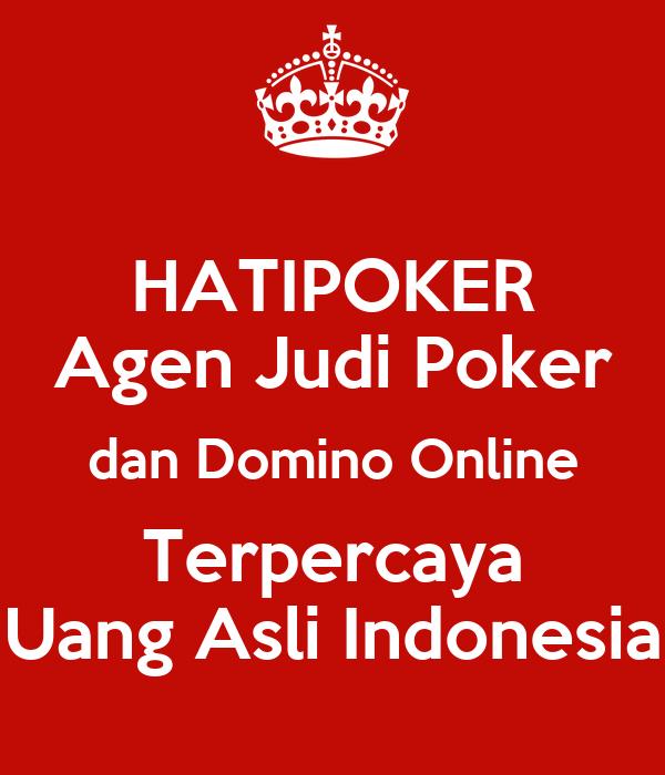 HATIPOKER Agen Judi Poker dan Domino Online Terpercaya ...
