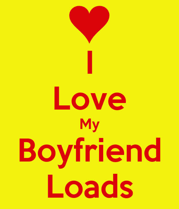 Keep Calm And Love Your Boyfriend