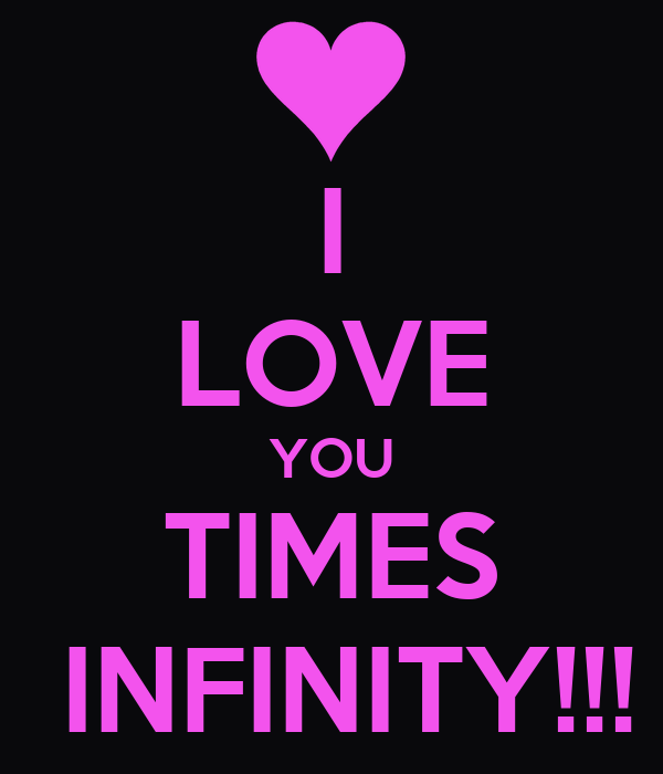 Infinity And Beyond Love Quotes