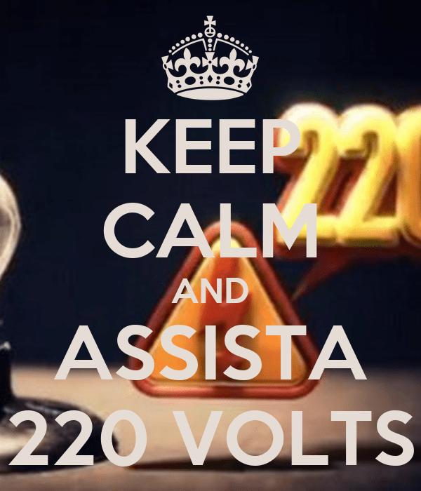 Poster do filme 220 Volts