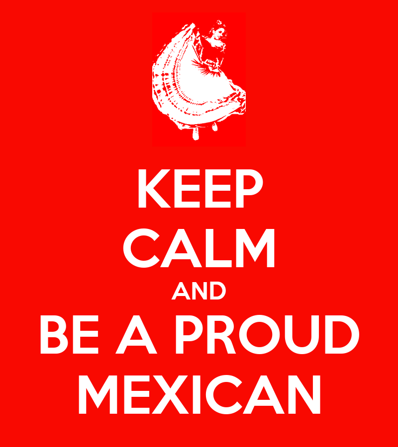 Keep Calm And Be Mexican Case