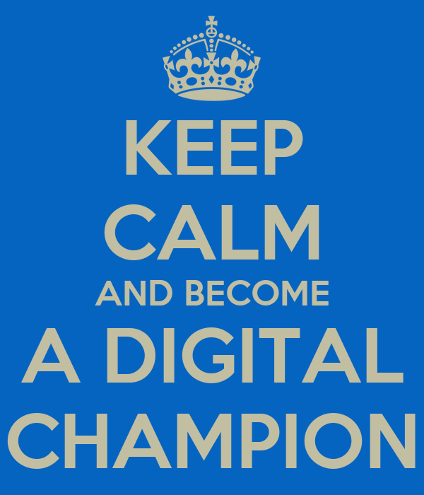 Image result for digital champion logo