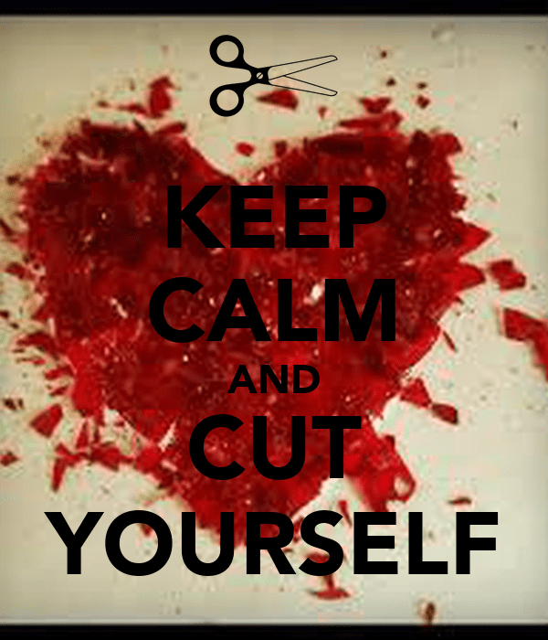 Keep Calm And Keep Myself