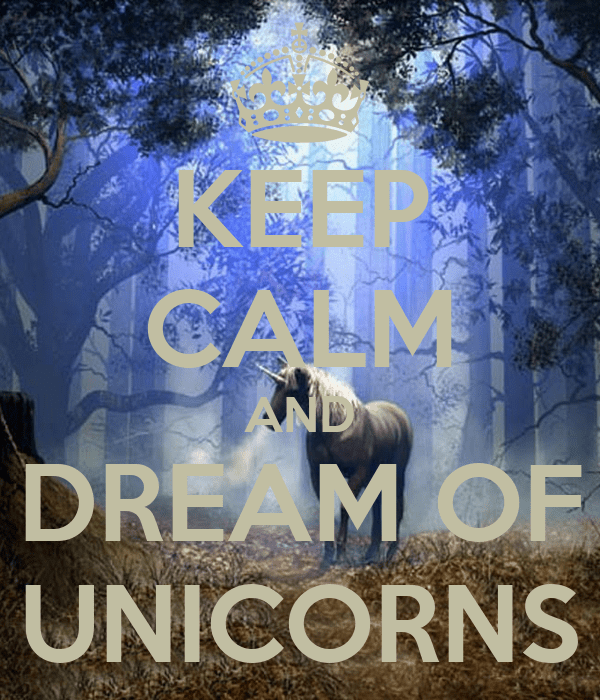 And Dream Keep Calm Poster