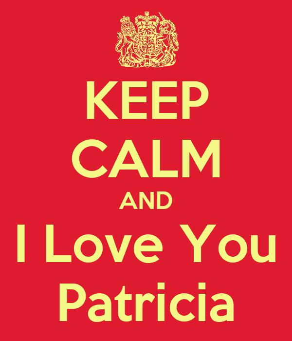 Poster do filme Patricia