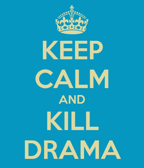 Killing drama