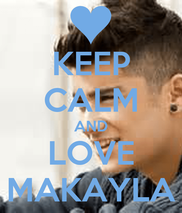Keep Calm And Love Janaya