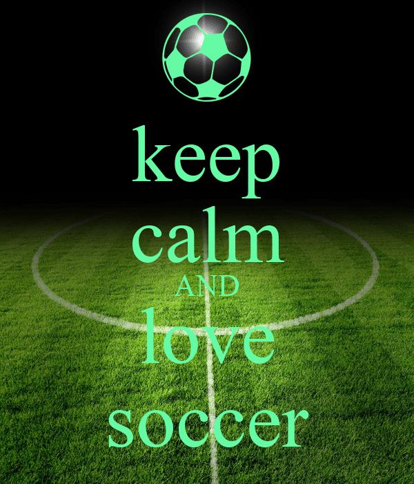 Keep Soccer Ipad And Love Calm Wallpaper
