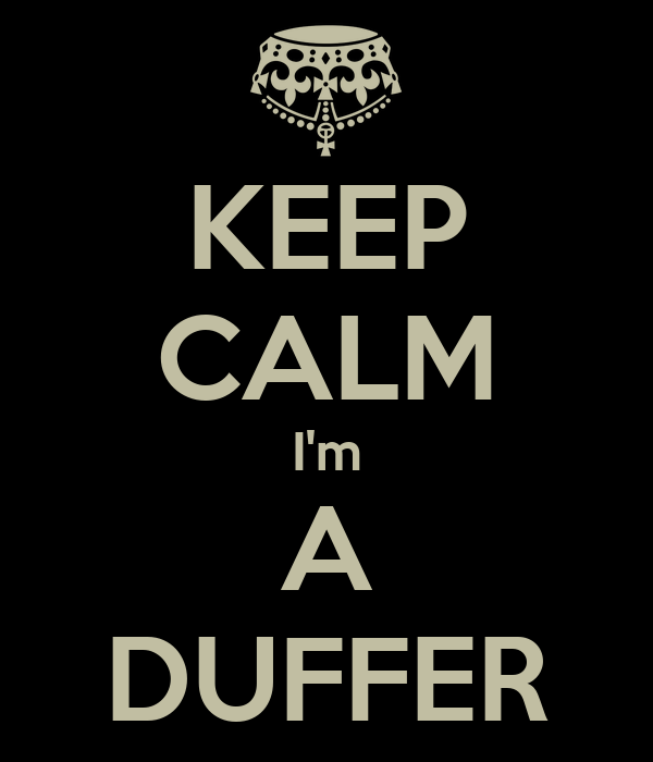 Poster do filme Duffer