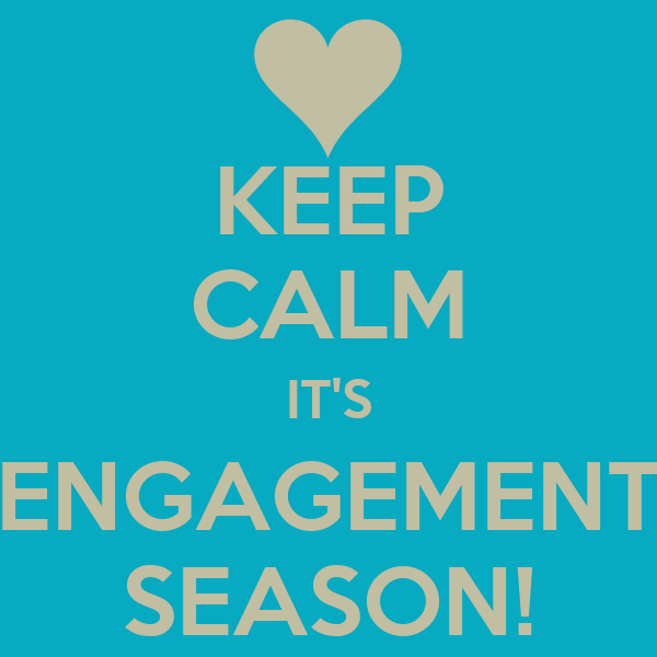 Image result for Engagement season
