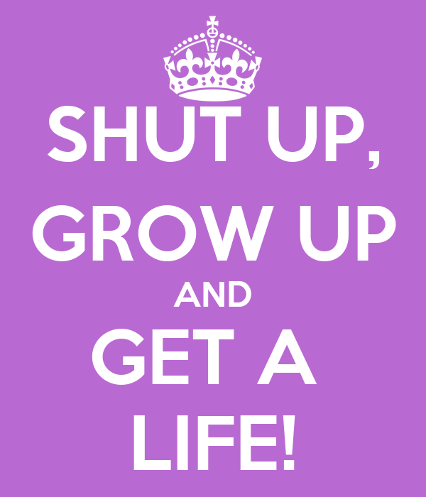 Get A Life -- Blog Fanny Herdina