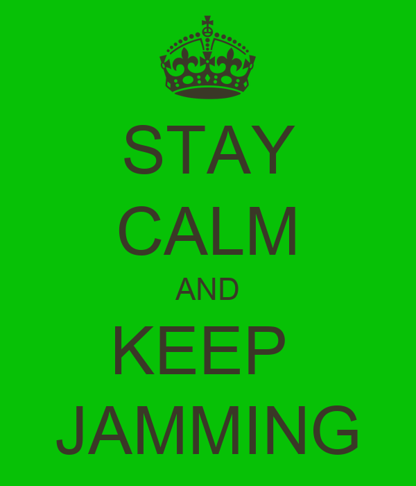 Image result for jamming