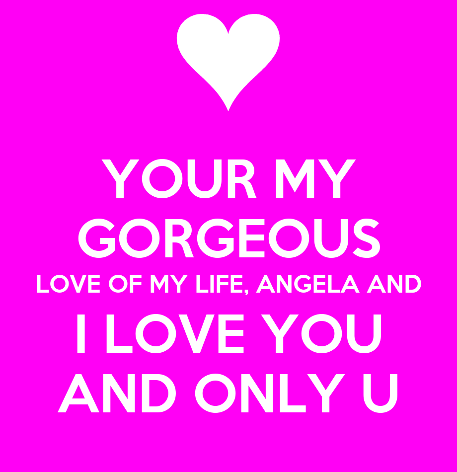 You My Are Life My You Love Are
