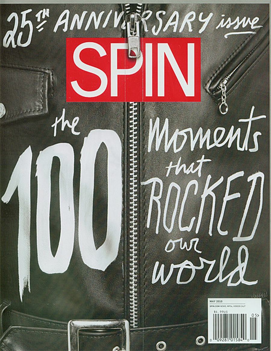 Perfecto on Spin Magazine