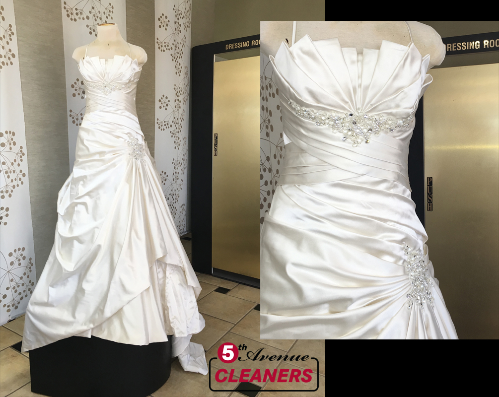 Wedding Gown - 5th Avenue Cleaners