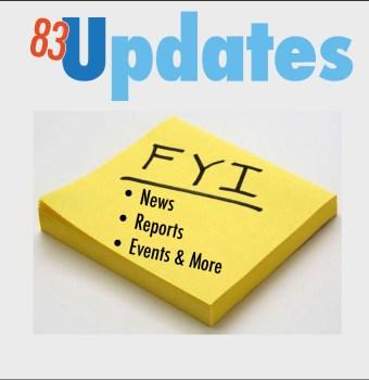SD83 Updates
