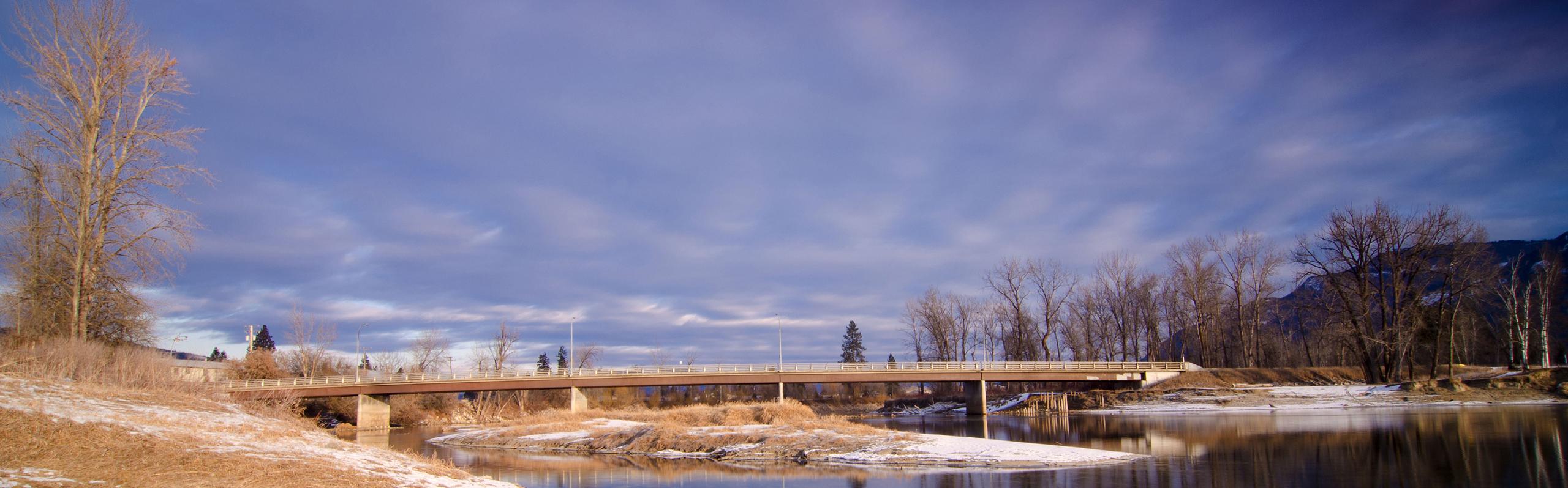 Enderby Bridge
