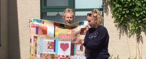 Quilting for a cause!