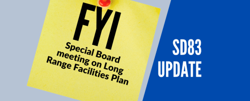 Discussion continues on Long Range Facilities Plan
