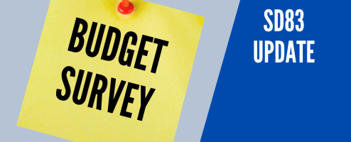SD83 Preliminary Budget 2021-22 and Public Input