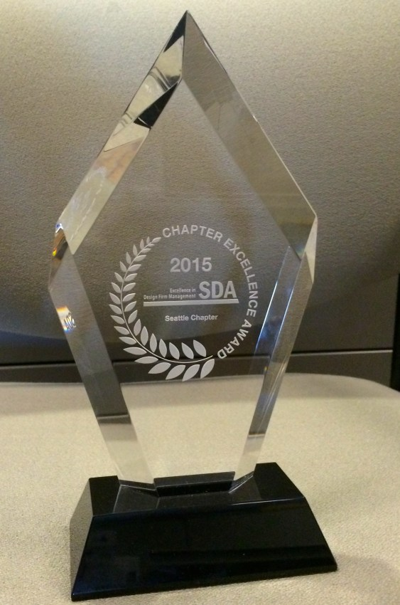 Our 2015 Chapter Excellence Award