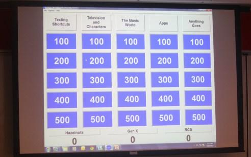 Generational Jeopardy (2014)