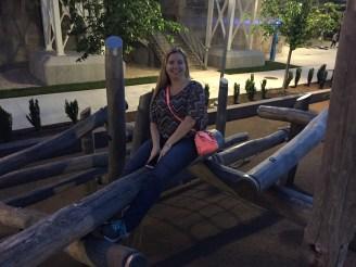 Sabrina Heard at Smale Riverfront Park (EDSymposium16)