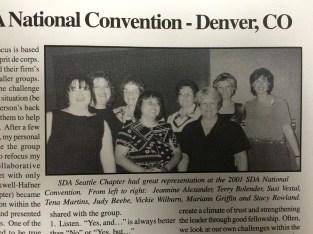 SDA National Convention (Denver, 2001)
