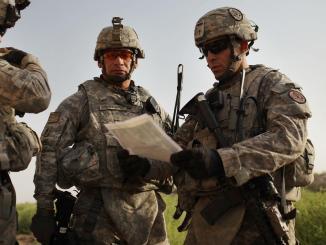 الجيش الأميركي في العراق