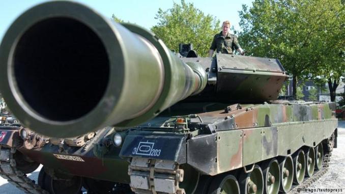 الأسلحة الألمانية