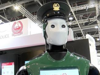 روبوتات الشرطة