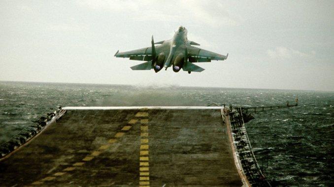 """الطائرات """"الأميرال كوزنيتسوف"""""""