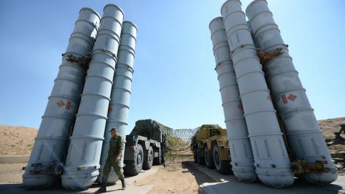 منظومات الدفاع الجوي الروسية