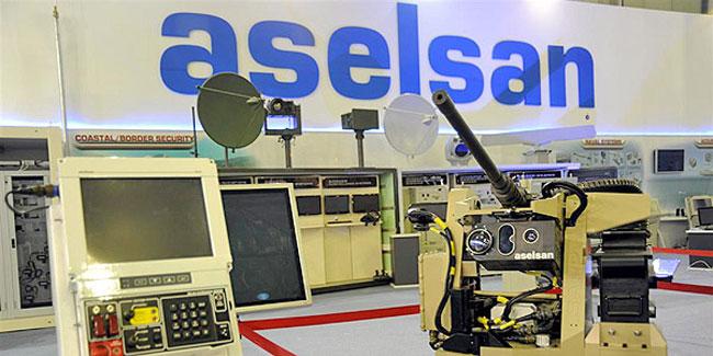 معدات شركة Aselsan