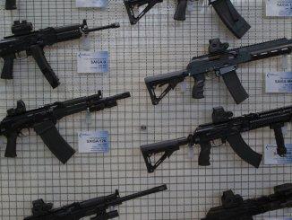 أسلحة كلاشينكوف