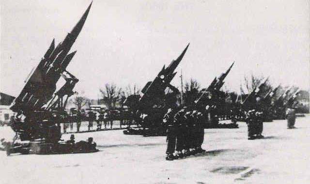 الدفاع الجوي السعودي في الستينات