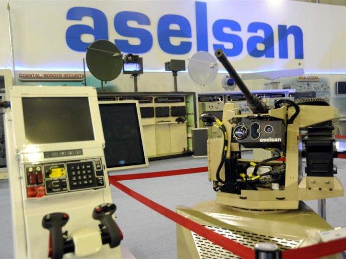 منتجات شركة أسلسان التركية