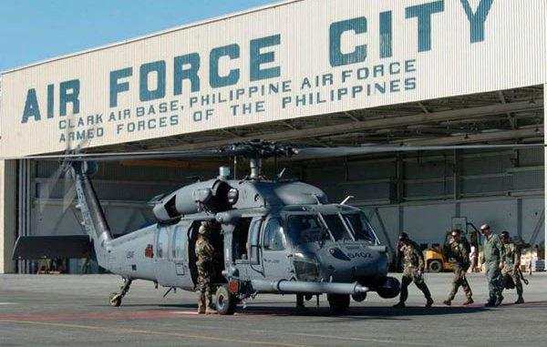 قاعدة عسكرية في الفلبين