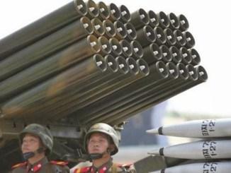 قنابل كورية شمالية