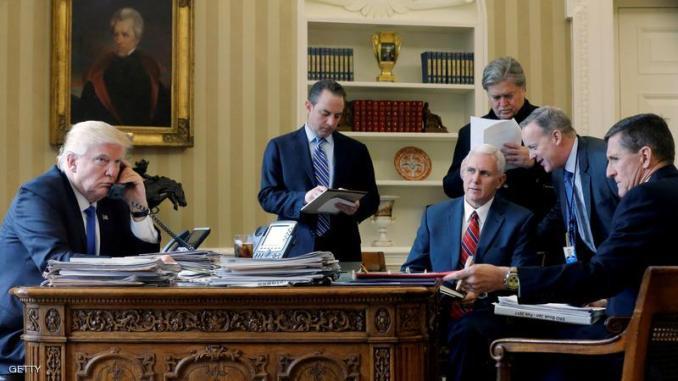 استقالة مستشار ترامب للأمن القومي